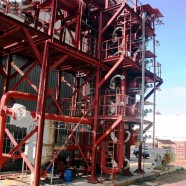 Installed   Pyrolysis Unit